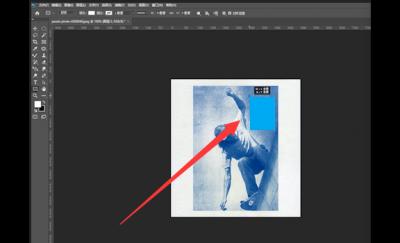 怎么用ps制作多张图片叠加效果