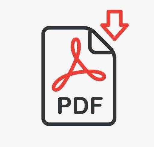 PDF文件文字转曲线