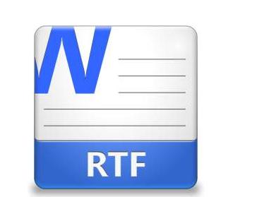rtf是什么格式的文件