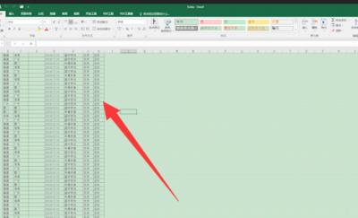 excel表格如何数字自动排序