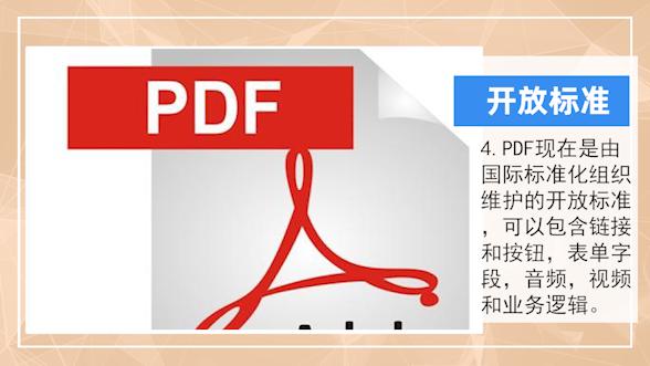 什么是pdf文件第4步