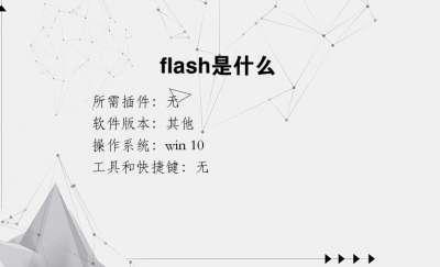 flash是什么